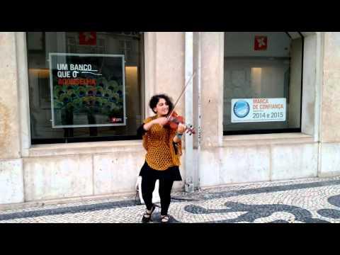 Violino na Rua Augusta