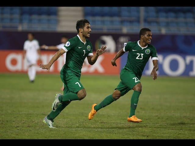 Video: U19 Iraq vs U19 Ảrập Xêút