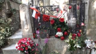 Frederic Chopin Cemetery-Directed by Angellos Ioannis Malefakis