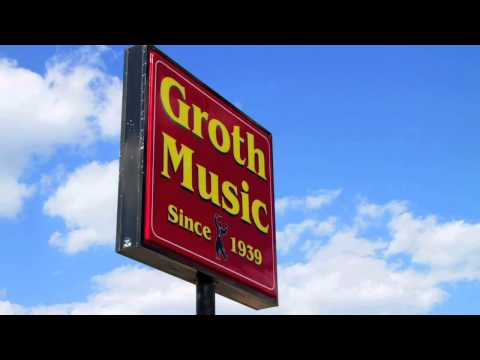 Groth Music Time Lapse Video