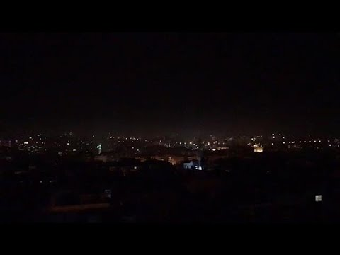 """צה""""ל תוקף מטרות בסוריה"""