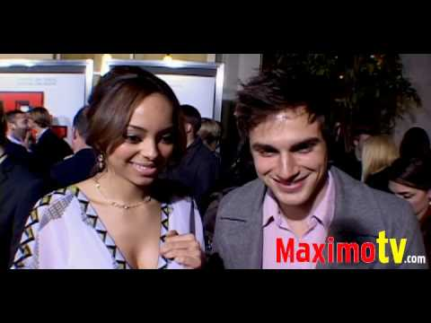 Amber Stevens and Andrew West at Fired Up! Premiere Feb 19, 2009