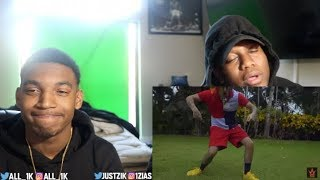 "6IX9INE ""Gotti"" (WSHH Exclusive - Official Music Video)- REACTION"