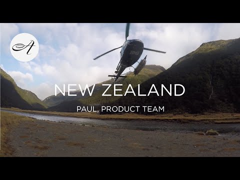 My travels in New Zealand with Audley Travel