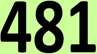 АНГЛИЙСКИЙ ЯЗЫК ДО АВТОМАТИЗМА ЧАСТЬ 2 УРОК 481 ИТОГОВАЯ КОНТРОЛЬНАЯ УРОКИ АНГЛИЙСКОГО ЯЗЫКА
