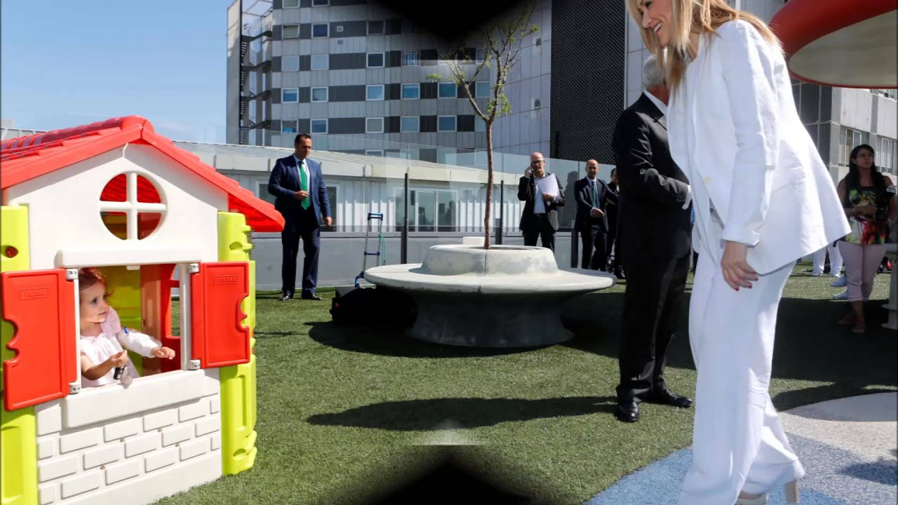 Cristina cifuentes anuncia ampliacion urgencias hospital - Hospital materno infantil la paz ...