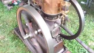 1 HP Mietz & Weiss Oil Engine