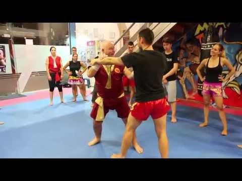 Muay Boran Grand Master Kevin Lloyd (part 3)