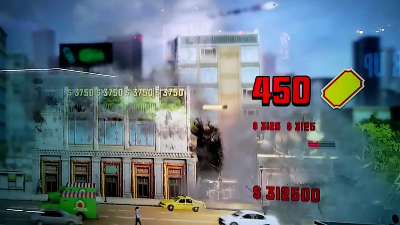 New Rampage Arcade Game 2018 Short Version 120 Level