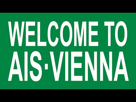 Welcome to AIS · Vienna (Old Version)