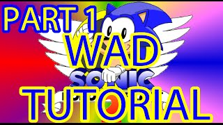 Srb2 Character Wads Tutorial Part 1 [S_SKIN (EASIEST) Download] Srb2 MOD Tutorial