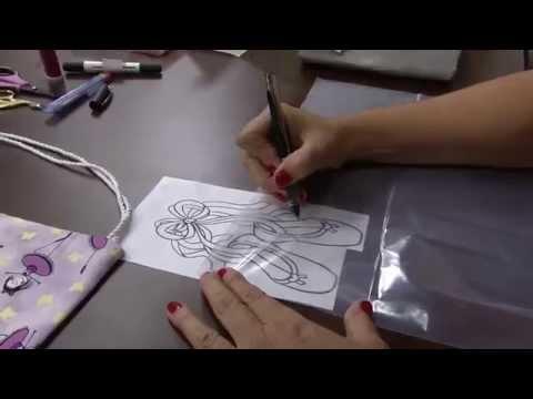 8c6523c1bd Sacola Ballet - Coleção Bailarinas - Vera Brugin - YouTube