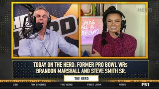 The Herd | Report: MJ wouldn't let Horace Grant eat after bad games