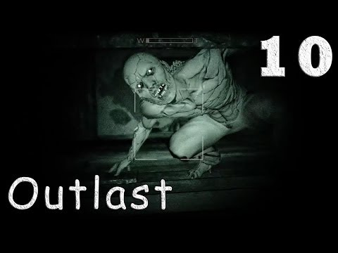 Смотреть прохождение игры Outlast. Серия 10 - Лицом к лицу. [ФИНАЛ]