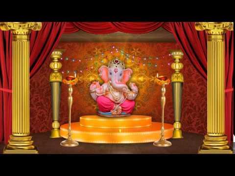 hindu wedding template ganesh ji after effect  free download
