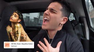 ALL ME   Kehlani ft. Keyshia Cole Reaction Video