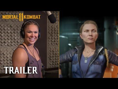 Sonya Blade Reveal | Official Trailer | Mortal Kombat