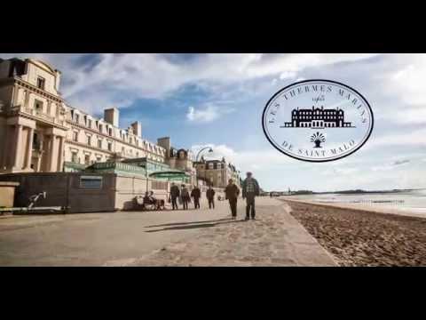 Timelapse : Les Thermes Marins de Saint-Malo