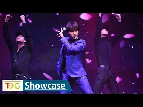 박지훈PARK JIHOON &39;LOVE&39; Showcase Stage O'CLOCK 통통TV