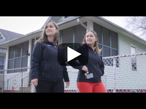 Twin sisters earn Cooper Medical School of Rowan University M.D. degrees in their hometown