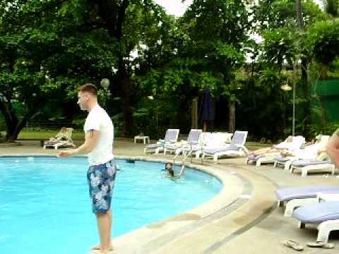 intercon manila 300 pool kick