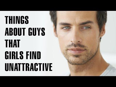 15 Things Girls Find Unattractive