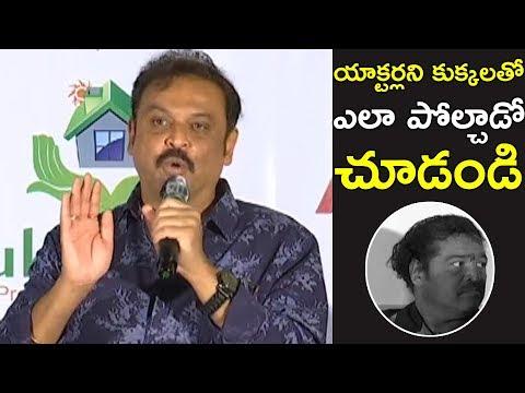 Naresh Sensati0al Comments On Movie Artists | VB Entertainments Telugu Film & Tv Dairy Launch | NQ