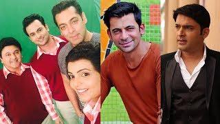 Salman Khan chose Sunil Grover over Kapil Sharma