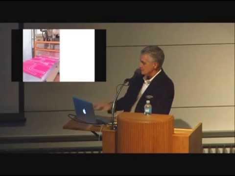 """Giulio Cappellini """"Cappellini Dream"""" Lecture, 10-30-2014"""