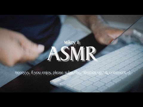 ASMR Role Play: Gym Registration - typing, whispering, soft speaking.