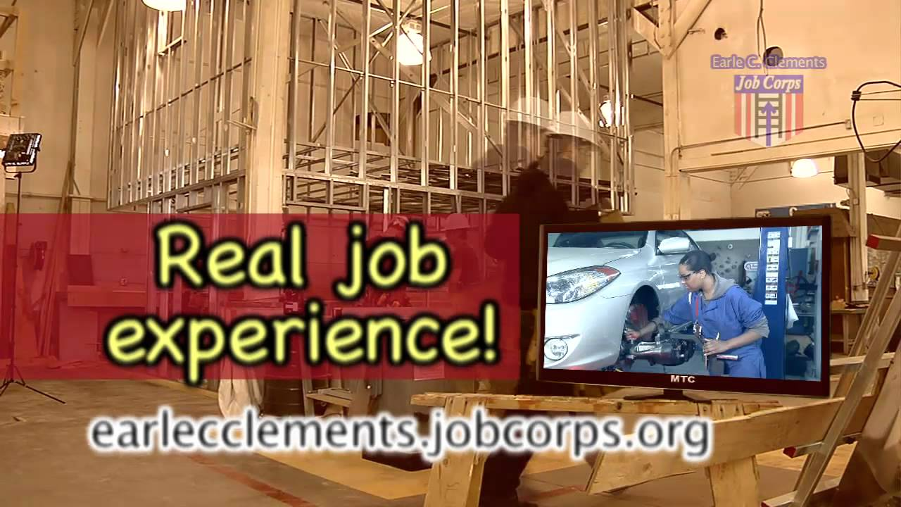Earle C Clements Job Corps Center Youtube