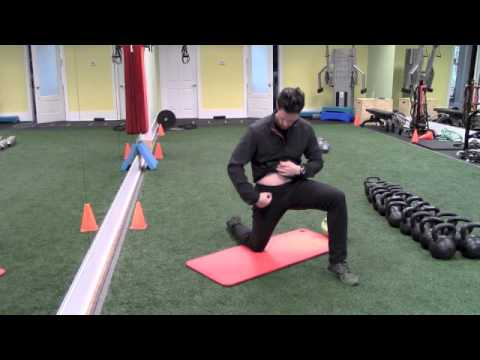 Golf Hip Mobility and Flexibility