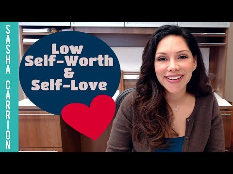 Low Self-Worth And A Lack Of Self-Love Or The Whole Thing
