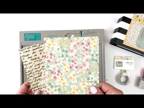 """How to Create Interactive Pages in a 6""""x8"""" Album 