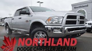Walk Around 2012 RAM 2500 Outdoorsman | Northland Dodge | Auto Dealership in Prince George BC