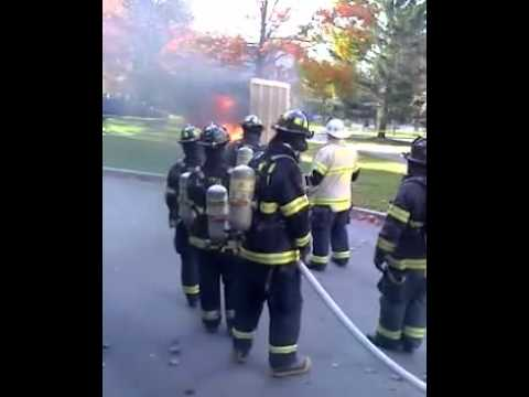 Hamilton College Dorm Fire