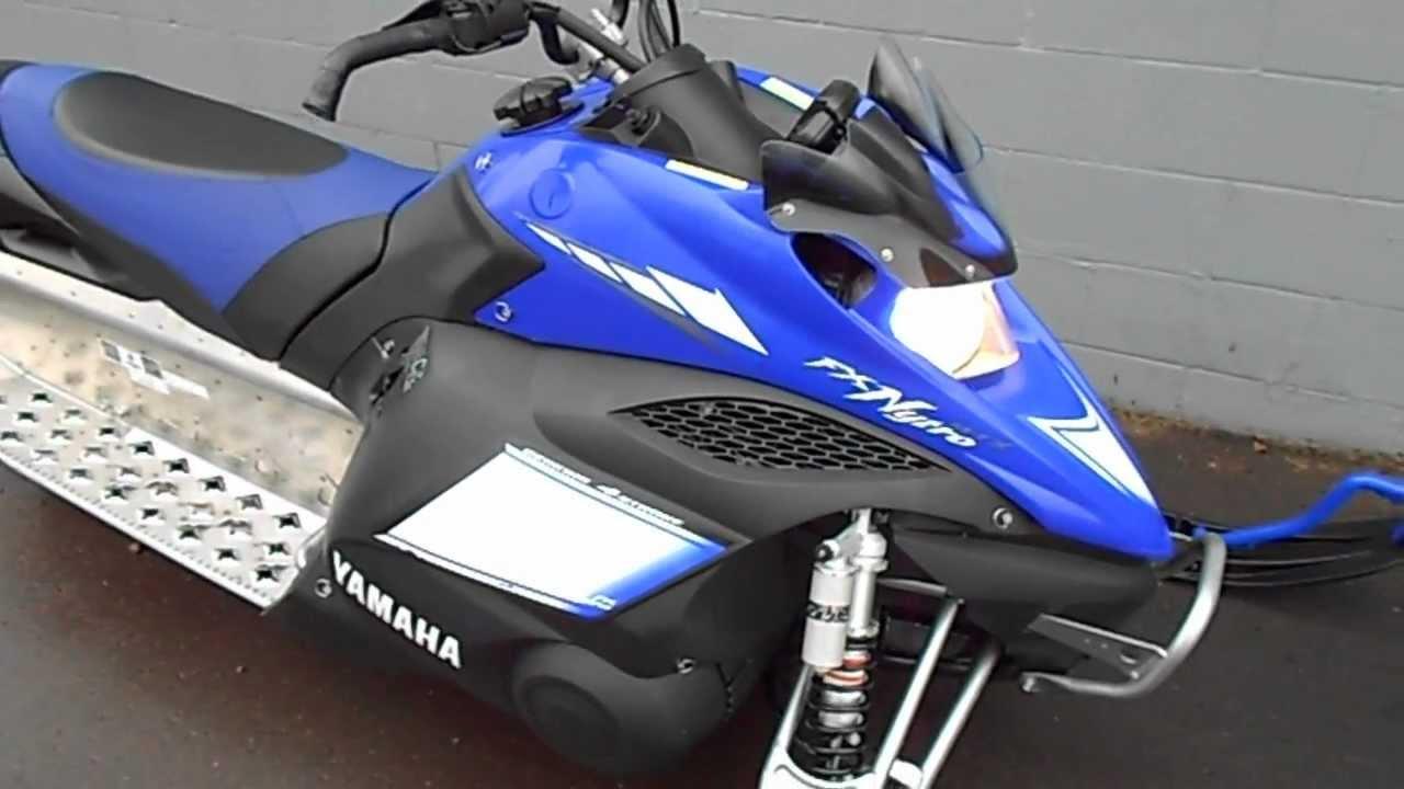 2009 Yamaha Fx Nytro Workshop Service Repair