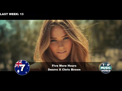 (Australia) Top 10 Songs Of The Week - June 6, 2015