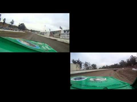 Hobby stock Santa Maria Speedway 2013