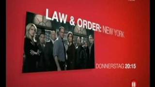 German-Trailer Law and Order Special Victims Unit 08x12
