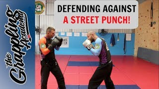 Defending Against A Street Fight Punch