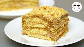 видео «Санчо Панчо» торт: рецепт самого вкусного десерта