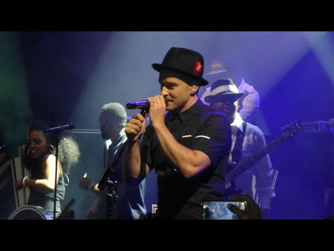 Mirrors - Justin Timberlake Live at The Fillmore Miami