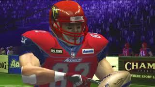 Arena Football (Xbox) Desperados vs Avengers