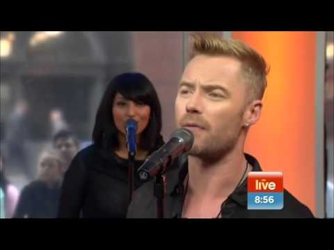 Ronan Keating - When You Say Nothing At All ( Live