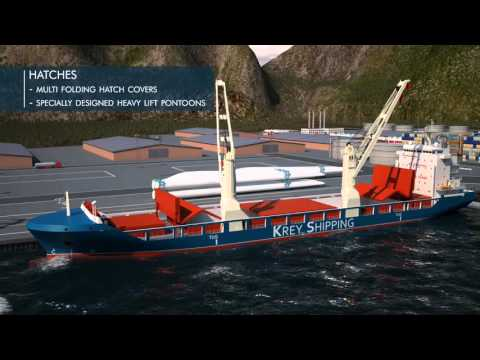 KREY ECO-Trader 12.500 MPP Heavy Lift