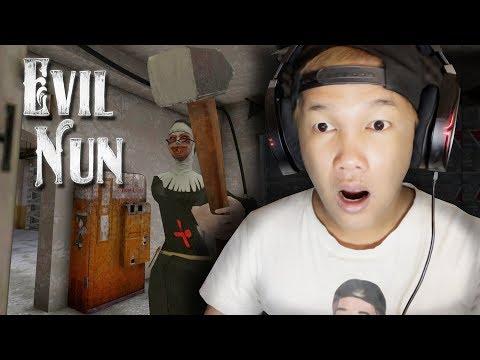 ហ្គេមខ្មោចដ៏ល្បីលើទួរស័ព្ទបន្ទាប់ពីGranny - Evil Nun Horror Mobile Gameplay