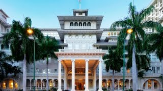 Moana Surfrider Hotel Waikiki Oʻahu Full Moon View