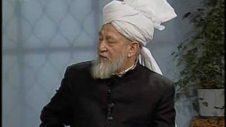 Liqa Ma'al Arab 12 November 1997 Question/Answer English/Arabic Islam Ahmadiyya