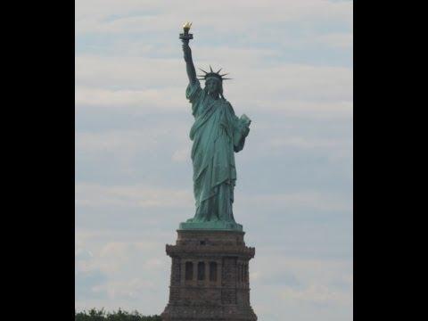 Macy's July 4th, 2014, Fireworks, Manhattan, New York City, next to the Brooklyn Bridge